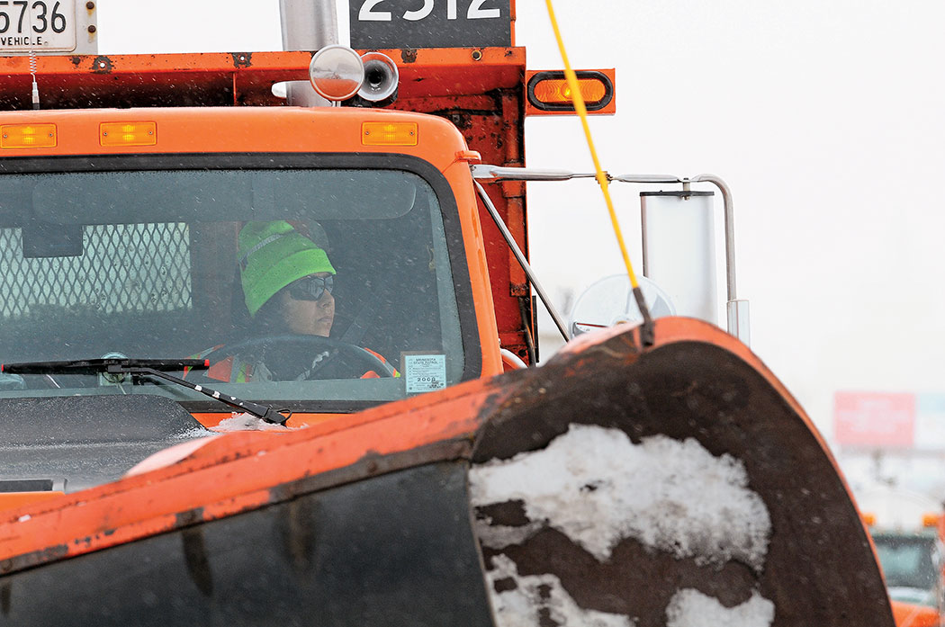 snowplow operator