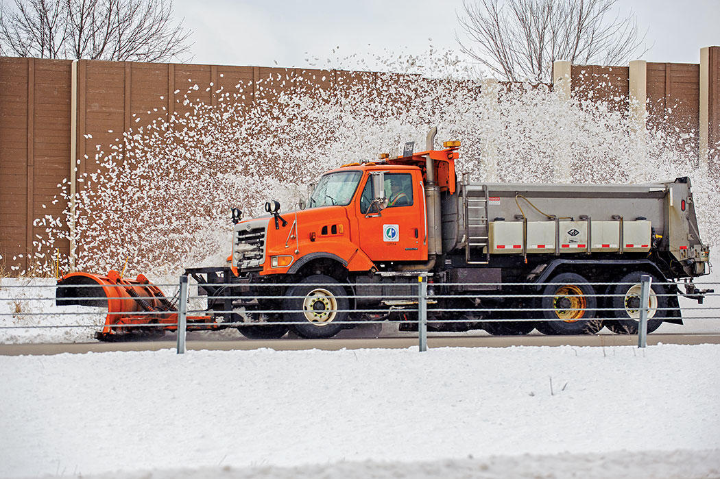 snowplow operation training