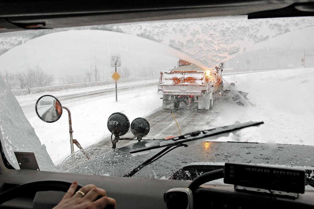 training module on snowplow