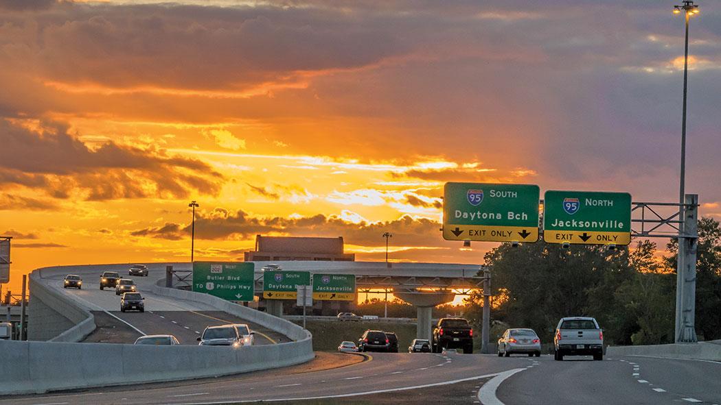 I-95 Jacksonville, Fla.