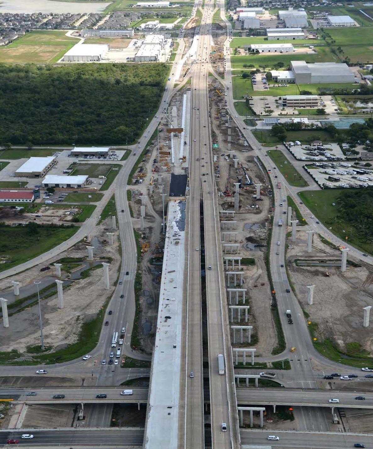 SH 288 improvements