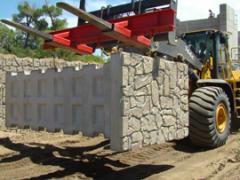 Reinforced Earth T-WALL
