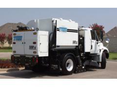 TYMCO International 500x high side dump sweeper