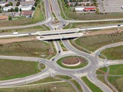 MnDOT roundabout