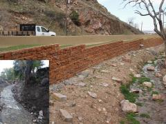 In September 2013, floods ripped through Boulder County, Colo., massively damaging the roads—leaving many of them in very dangerous conditions for travelers heading into the mountains.