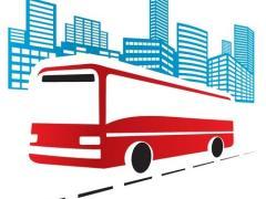 L.A. transit, buses