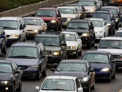 I-205 traffic congestion