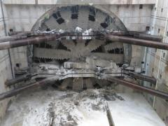 The world's largest tunnel-boring machine completed its job to help Seattle replace the Alaskan Way viaduct