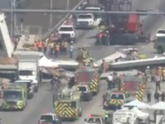 Miami FIU bridge collapse