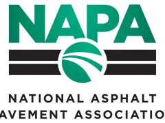 The National Asphalt Pavement Association logo