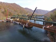 The Thomas Buford Pugh Memorial Bridge replacement project