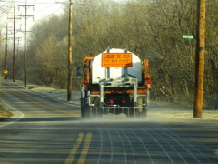 Salt brine Minnesota