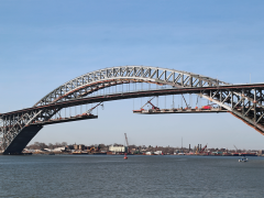 Bayonne Bridge Navigational Clearance Project, Staten Island, N.Y., to New Jersey