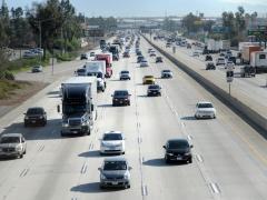I-10 California