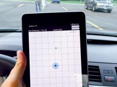 Some specifically designed GPS receivers can provide very high position accuracy.