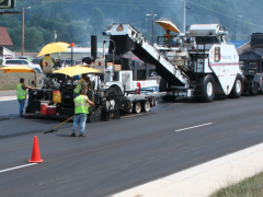 NAPA recognizes paving work on two- to five-lane expansion of S.R. 36 in Washington County, Tenn.