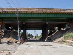 Northeast Extension bridge