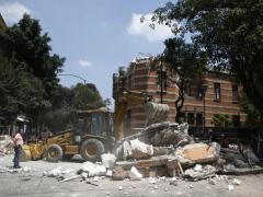 The 7.1-magnitude earthquake in Mexico caused significant infrastructure damage.
