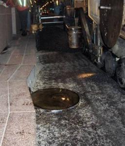 manhole riser