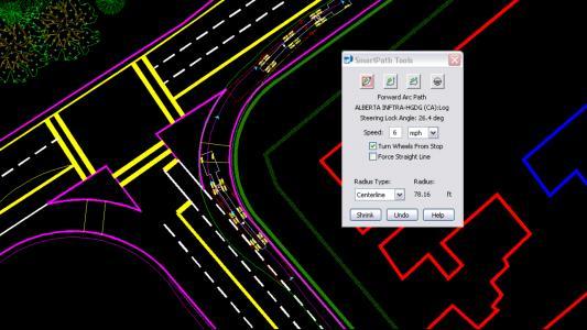 Traffic engineering software