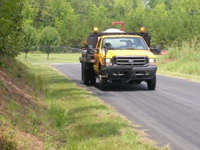 Roadside maintenance