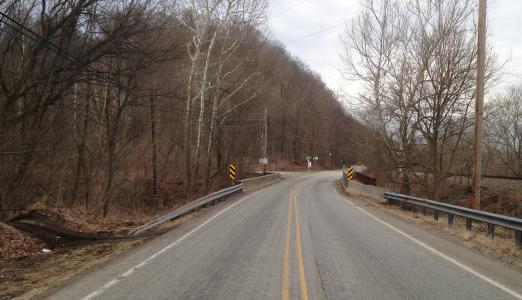 PennDOT bridge, Allegheny County