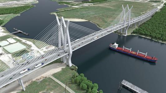 Ship Channel Bridge