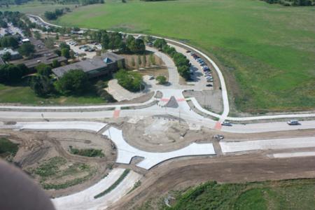 Iowa roundabouts 1
