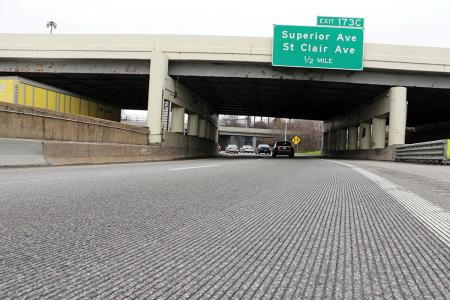 I-90 Cuyahoga County
