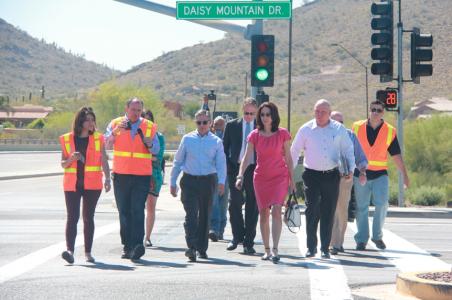 crosswalk traffic signal