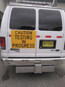 FDOT survey vehicle