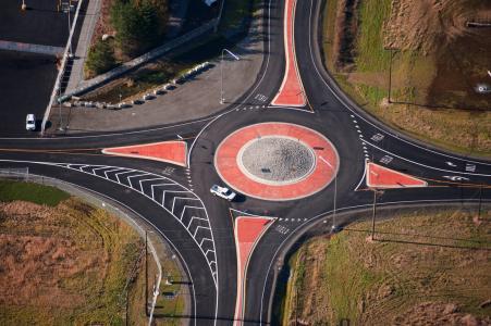 Transoft Torus roundabout