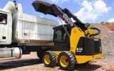 B-Series skid-steer loader product line