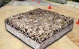 SafeLane anti-icing surface overlay