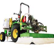 NLB Model 6600-2 Concrete Buster is a hydrodemolition and surface prep application option