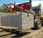 Reinforced Earth T-WALL