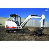 329 entry-level compact excavator