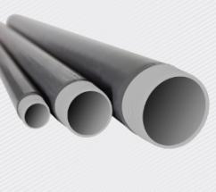 aluminum rigid PVC coated conduit and fittings