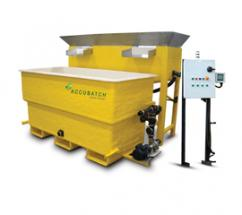 The AccuBatch brine maker and the AccuBrine automated brine maker can help municipalities and contractors save on time, costs and labor.
